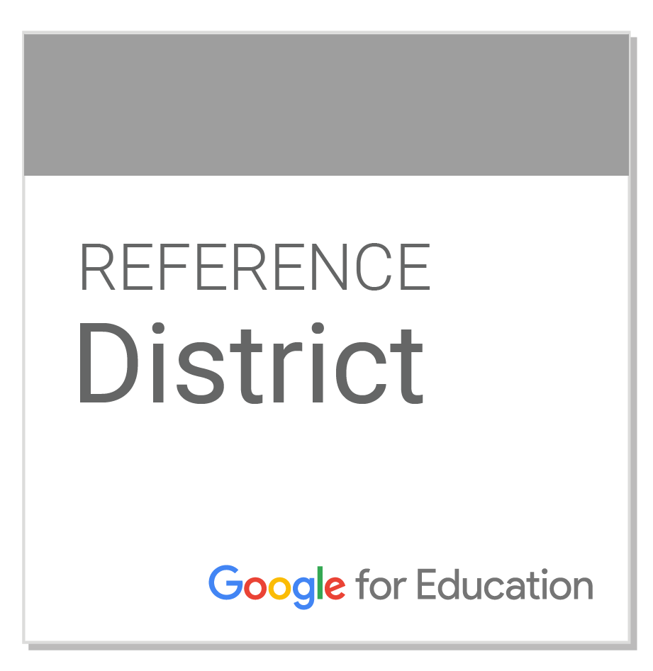 Ref District Badge